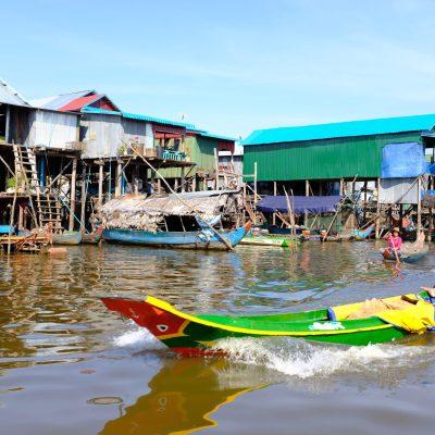 village in cambodia