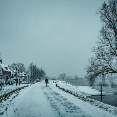 Winterwandeling (rondje Opijnen en Neerijnen)