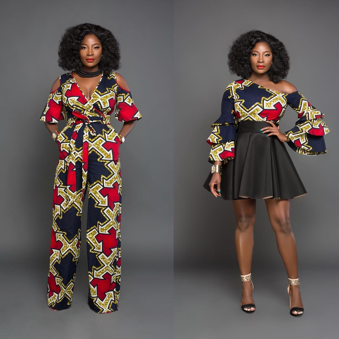 ankara style 2018 latest and modern gowns tops dresses