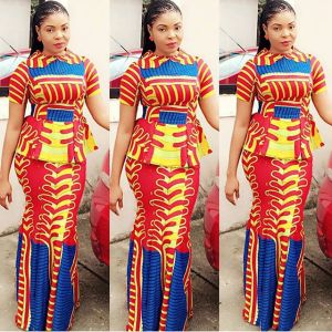 Ankara Style 2018 Latest And Modern Gowns Tops Dresses Gee S