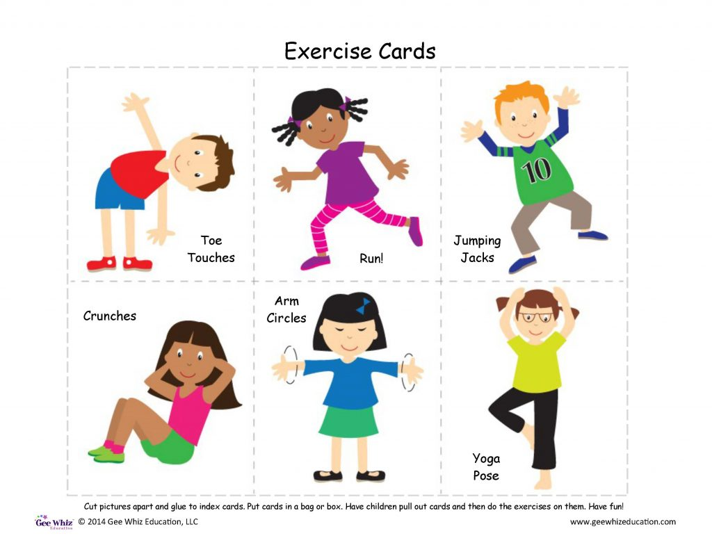 Exercisecards