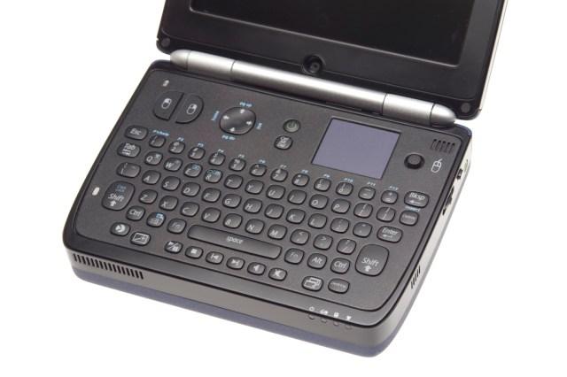 FlipStart V1.0 keyboard, trackpad and thumbstick