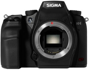 Sigma SD1 46MP DSLR