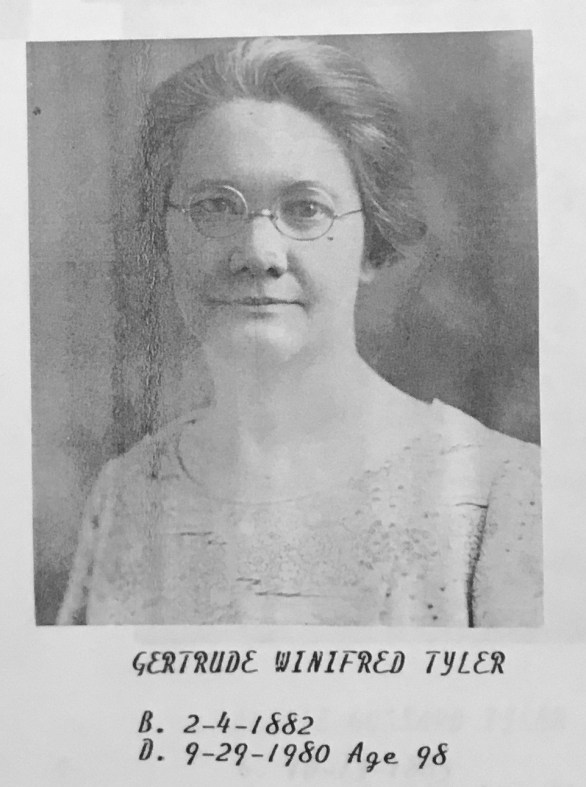 Gertrude Tyler