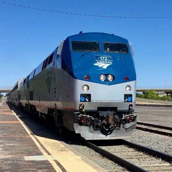 Amtrak Train # 3