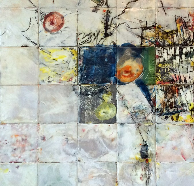 Working in the White Space, Dianne Erickson