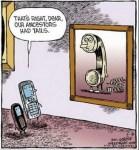 Ancestors had tails cartoon