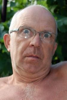 geezer face