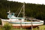 Senior cidtizen boat