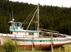 Senior citizen boat