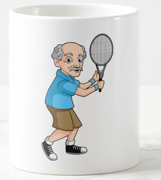 Tennis sex humor thanks
