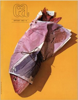 CA Magazine 1962 Cover