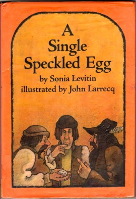A Single Speckled Egg