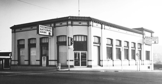 Redwood National Bank 1964