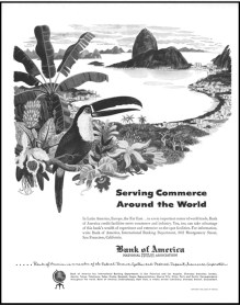1953 Rio Bank of America