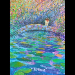 The Pisser After Monet