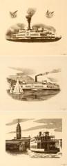 1940-Three-SF-Ferryboats