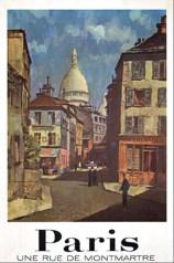 1960s-Travel-poster-Paris