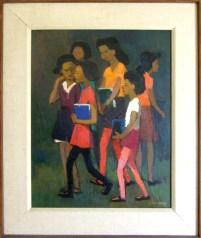 1964-Schoolgirls