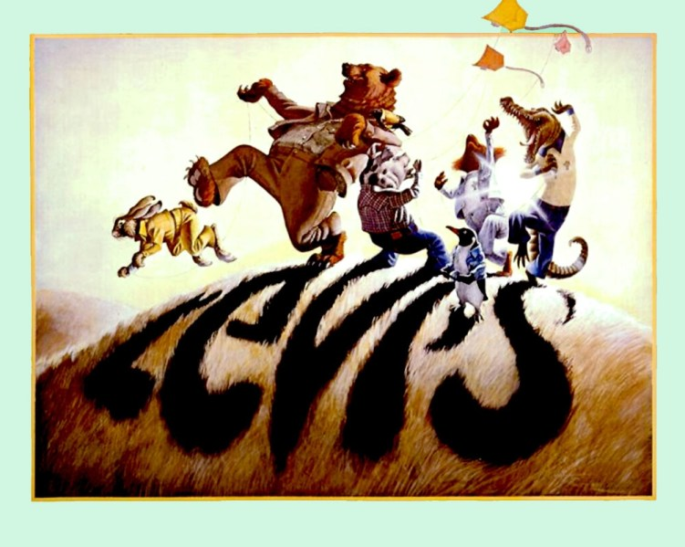 "1974, ""Levi's Shadow"", Artist: Bruce Wolfe"