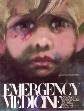 '75 Emergency Magazine Cover