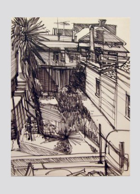 Telegraph Hill sketch