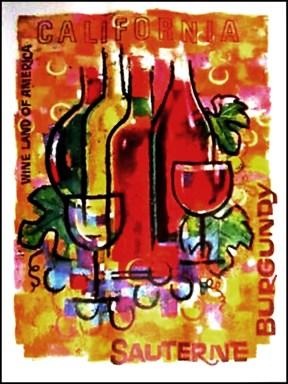 1965 Sauterne Burgandy