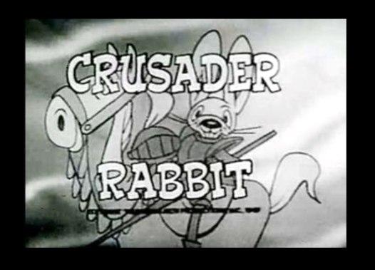 Crusadr Rabbit
