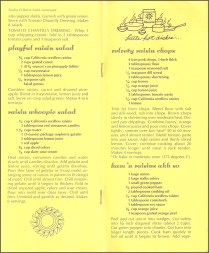 A Raisin Recipe Booklet