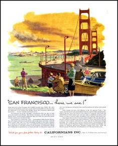 Californian Inc Holiday Magazine