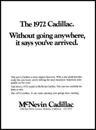 McNevin Cadillac