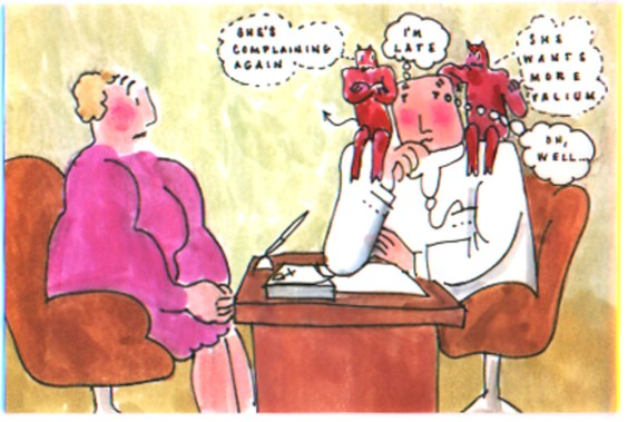 CIBA Doctors
