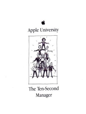 Apple Booklet