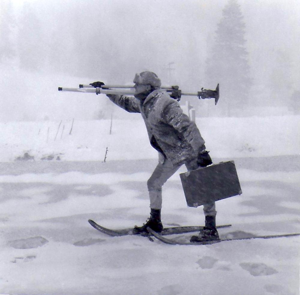 Chuck Weckler 1964