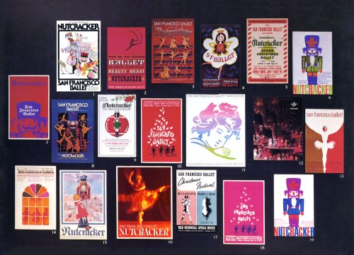 San Francisco Nutcracker Posters