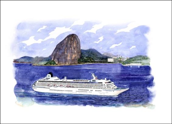 Rio Sugarloaf Serenity