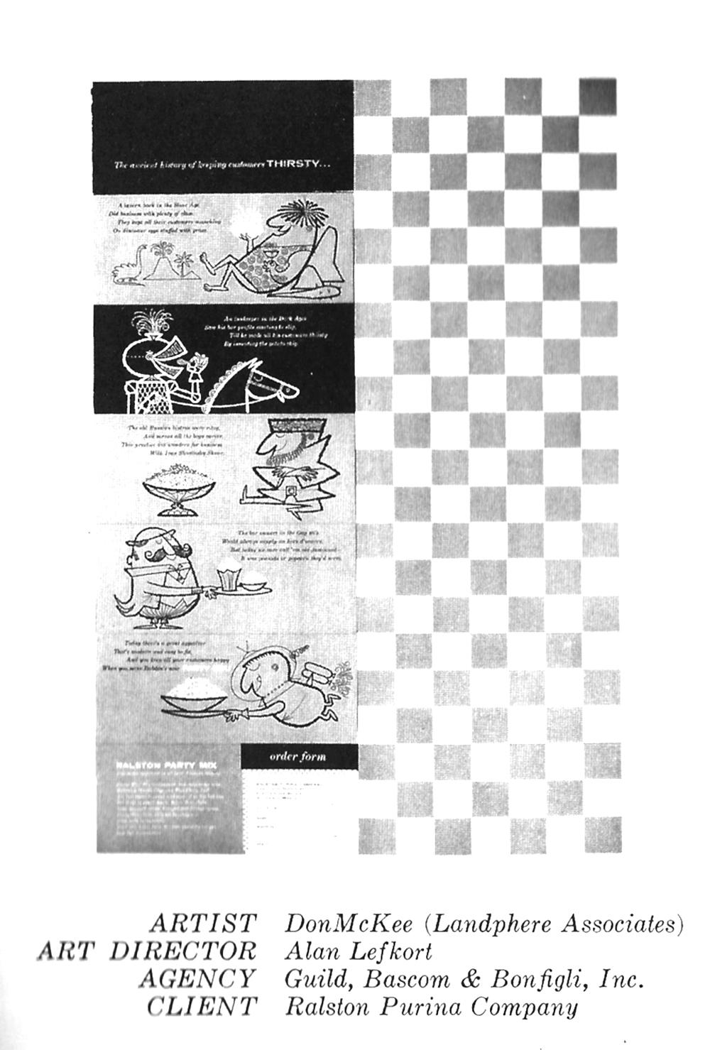 1958 Ralston Purina