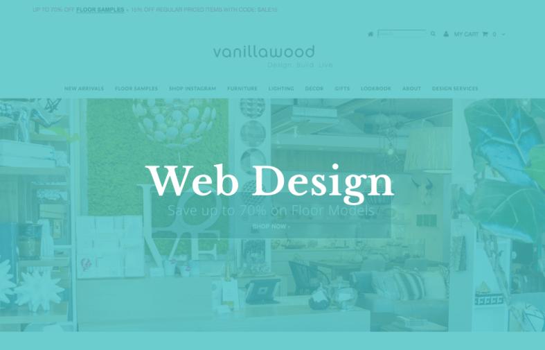 Web Design Poster