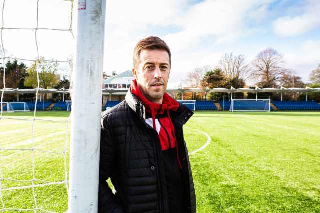 Paul Jones - Director of Men's Isle of Man Football