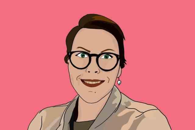 Dr Rachel Glover, image credit: Laura Bowles