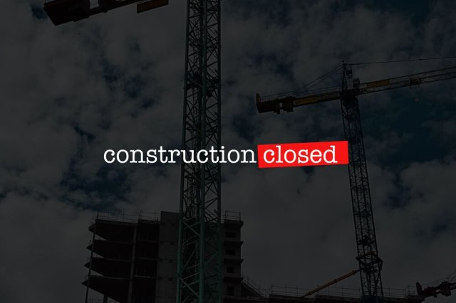 Construction Sector Closed