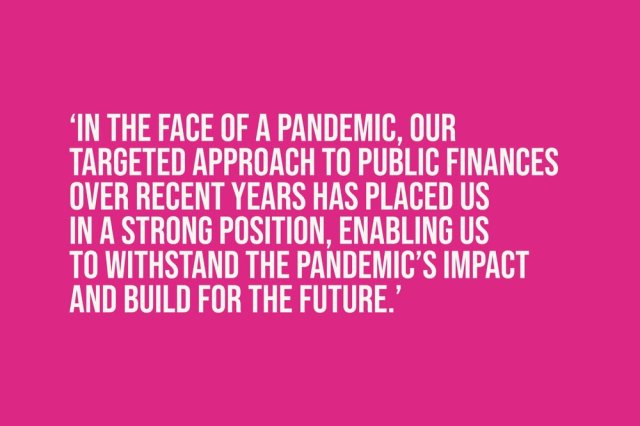 The Cost Of The Pandemic