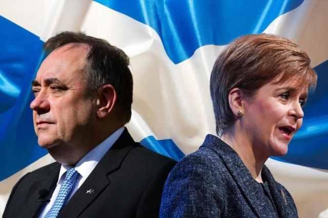 A Brief Look at Salmond v Sturgeon