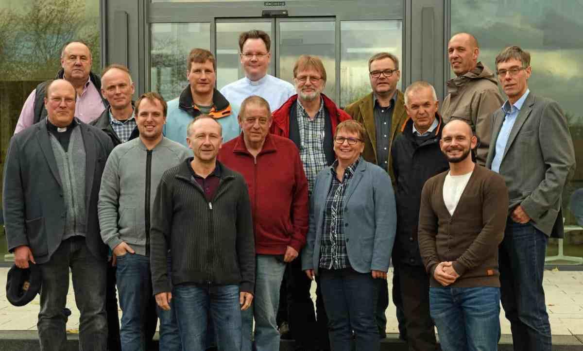 14 JVA'en im Gebiet des Erzbistum Paderborn
