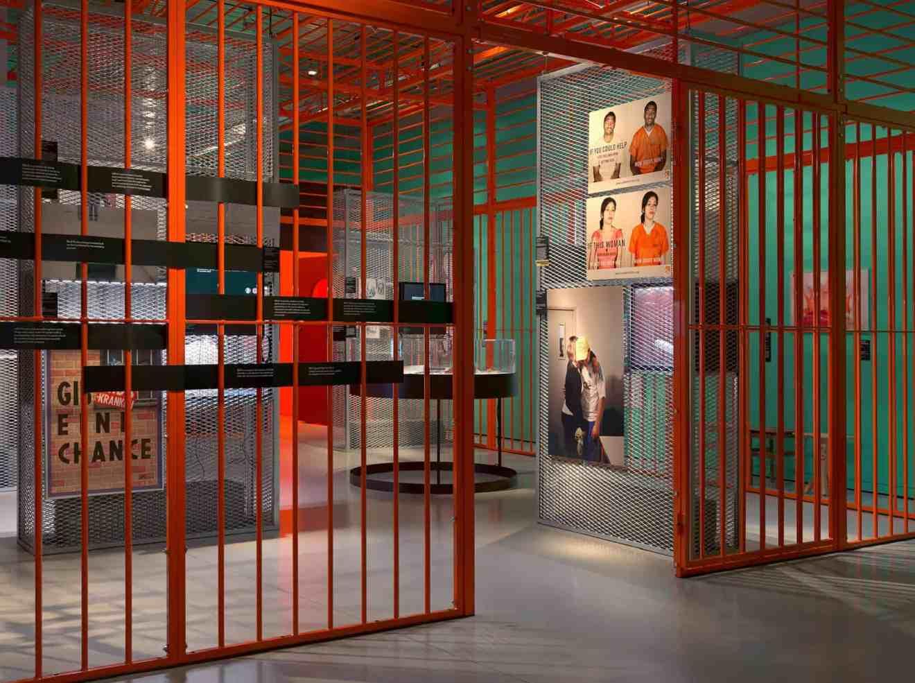 Ausstellung: Im Gefängnis