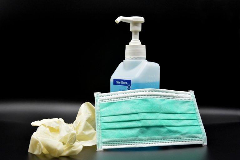 Duldungsregelung für Desinfektionsmittel