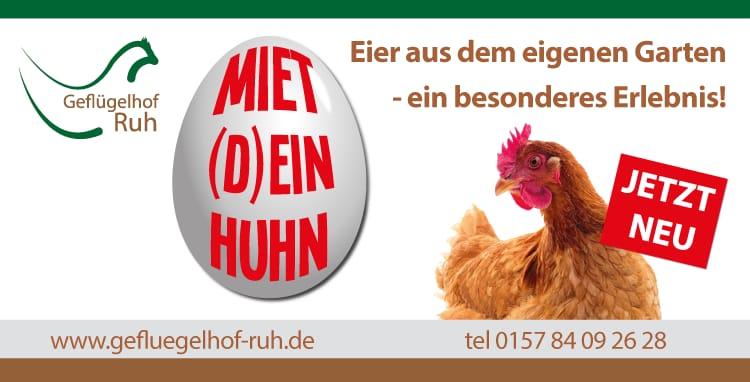 Miet dein Huhn