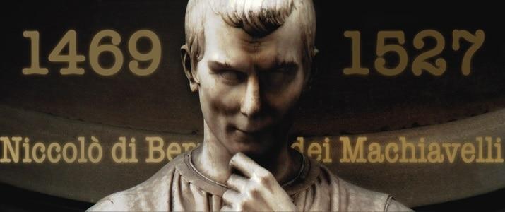 Ein bisschen Machiavelli schadet nicht