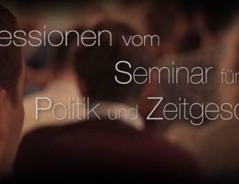 Seminar für Politik und Zeitgeschichte 2017