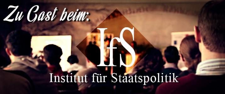 Zu Besuch in Schnellroda: 18. Sommerakademie des IfS